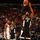 Deng, Andersen sidelined for Heat; Wade leaves in 3rd The Associated Press