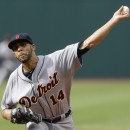 Price, Cabrera lead Tigers to 12-1 rout of Indians The Associated Press