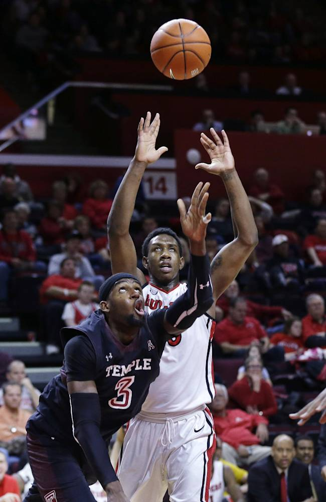 Rutgers edges Temple 71-66 in AAC opener