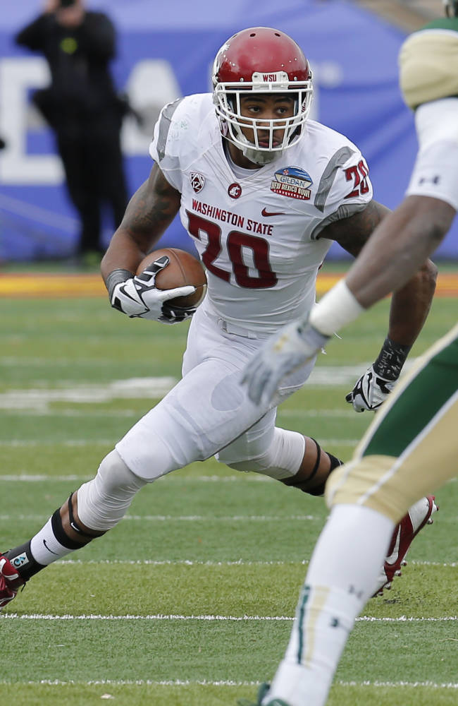 Cardinals trade down, take Bucannon with 27th pick