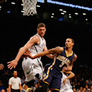 Indiana Pacers v Brooklyn Nets Getty Images