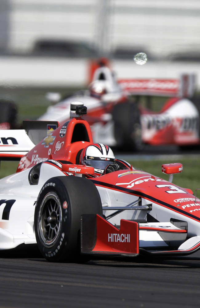 Drivers, teams contend with new oddities at Indy