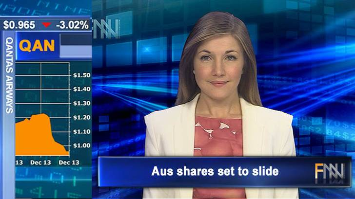 Aust Share Market Outlook - 11/12/13, 09:10am EST