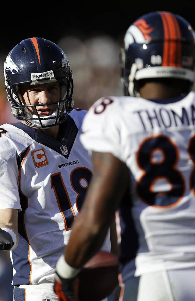 Peyton Manning is only unanimous All-Pro choice