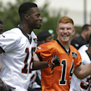 Dalton's future with Bengals secure ... for now The Associated Press