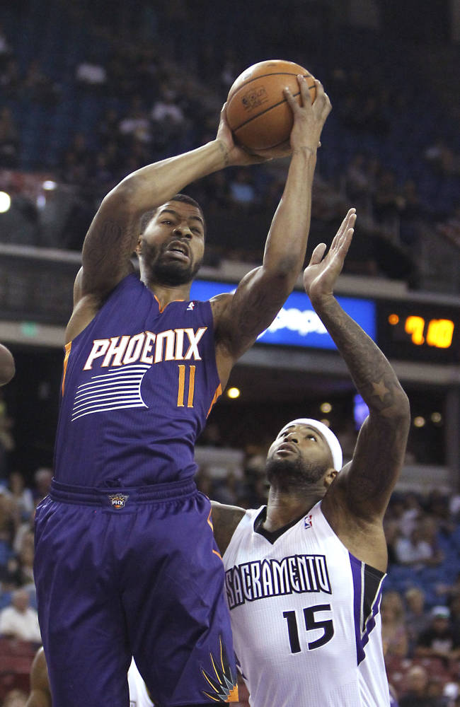 Suns' Markieff Morris suspended 1 game