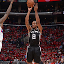 AP Source: Leonard, Spurs agree on parameters of 5-year deal (Yahoo Sports)