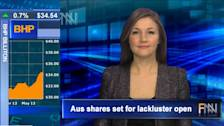 Aust Share Market Outlook - 10/05/13, 08:15am EST