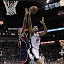 Spurs beat Hawks for 17th straight time at home The Associated Press