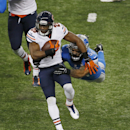 Johnson shines in Detroit's 34-17 win over Chicago The Associated Press