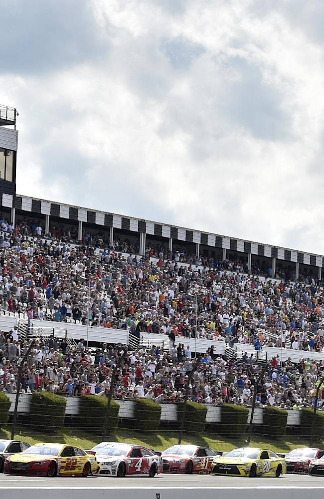 NASCAR drivers address potential midseason rules changes