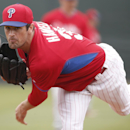 Phillies place Hamels, 5 others on 15-day DL The Associated Press