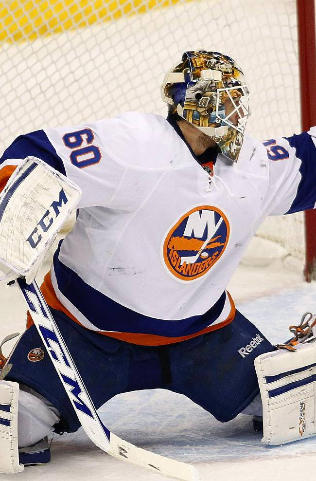 Okposo paces Isles' rally from 3 down to top Wild