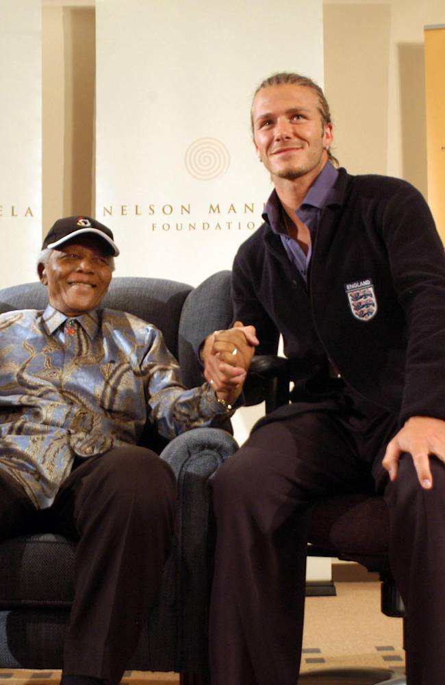 Athletes salute Mandela for 'unbelievable things'
