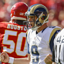 Chiefs score 34 unanswered in 34-7 rout of Rams The Associated Press