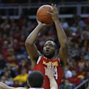 Maryland's Wells to miss 4 weeks with broken wrist (Yahoo Sports)