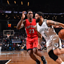 Seventh-place Nets top Raptors behind Williams, Young, Lopez The Associated Press