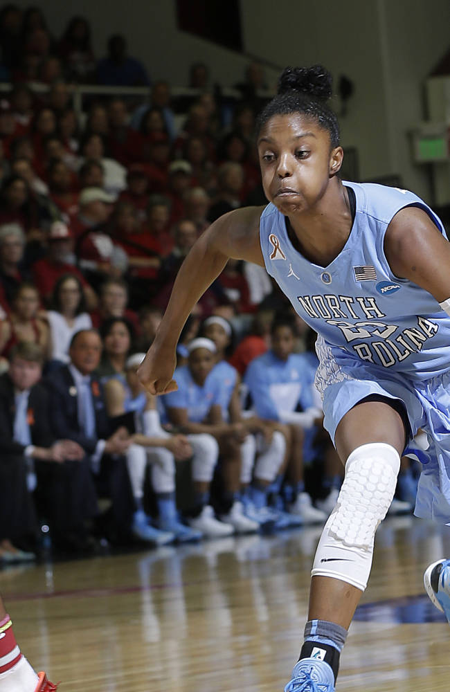 Behind Ogwumike, Stanford returns to Final Four