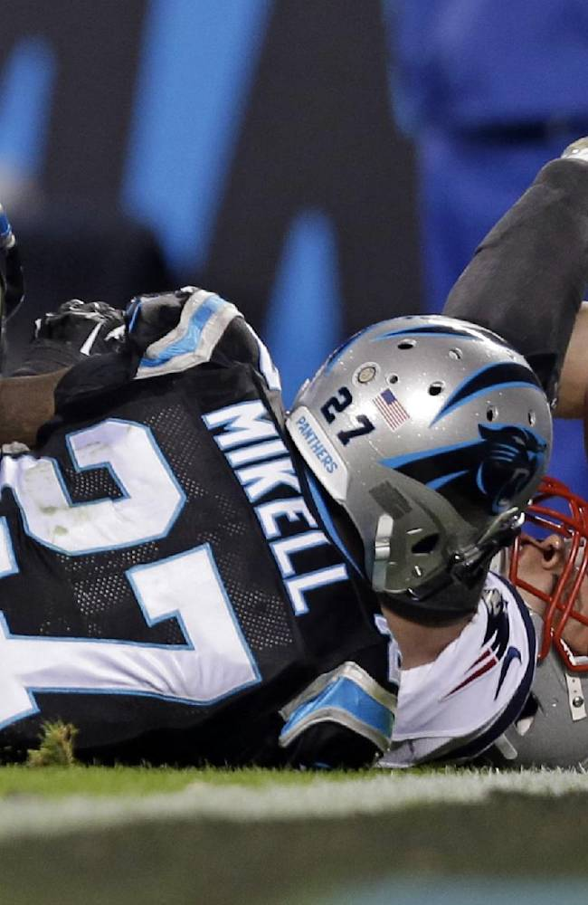 Rivera: Johnson 'more than likely' out vs. Miami