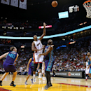 Charlotte Hornets v Miami Heat Getty Images