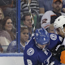 Stamkos scores twice, Lightning beat Flyers 4-3 The Associated Press