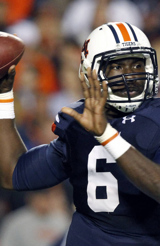 Auburn backup QB: Nick Marshall will win Heisman