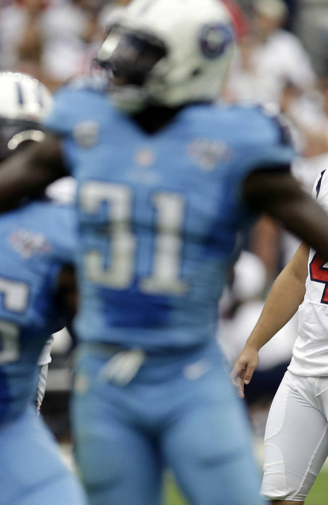 Titans eager to get their home-field edge back