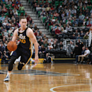 Hayward has 24 as Jazz roll over reeling Nets 108-73 The Associated Press