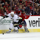 Pittsburgh Penguins v Washington Capitals - Game One Getty Images