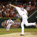Cards' Wacha loses no-hit bid with 2 outs in 9th The Associated Press