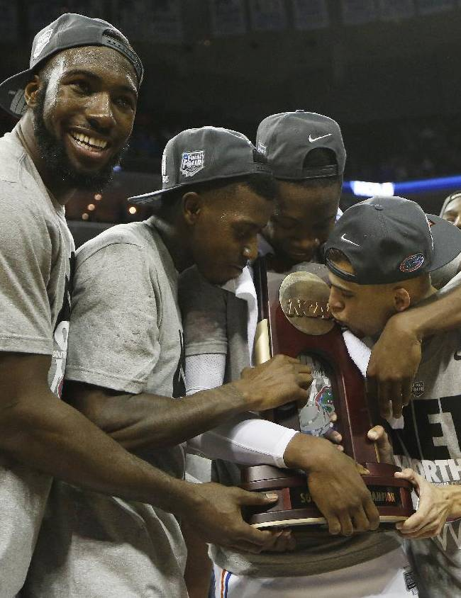 Florida finds familiar foes in Final Four