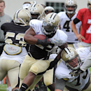 Ingram places Saints RB mix among NFL's best The Associated Press