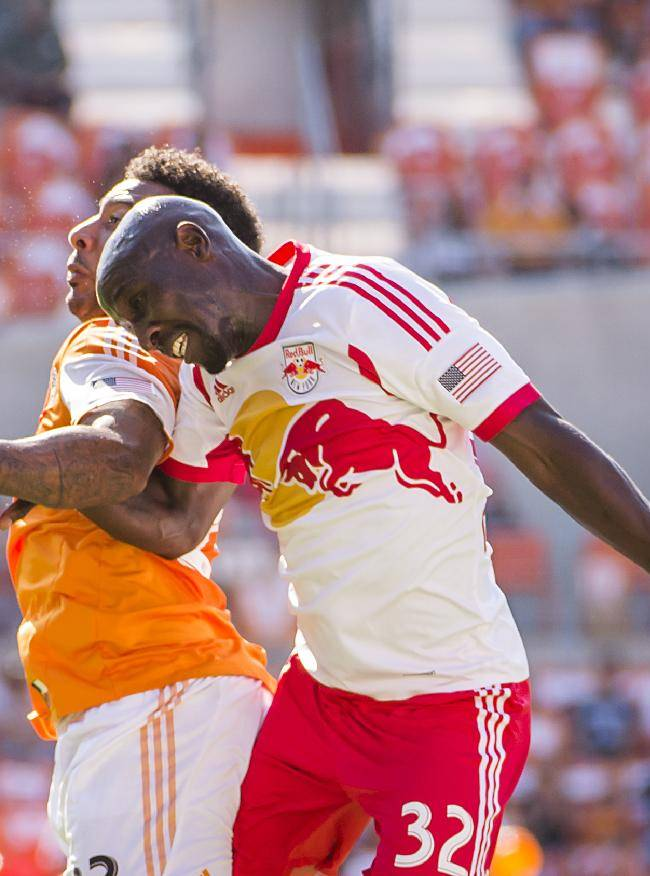 Red Bulls beat Fire to secure Supporters' Shield
