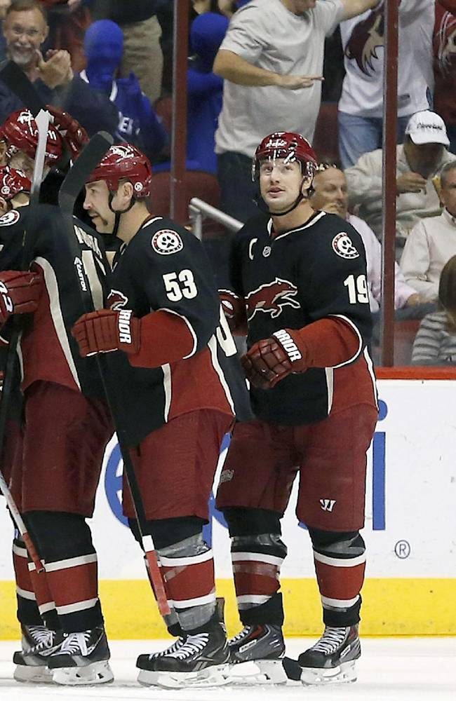 Vermette gives Coyotes 2nd straight shootout win
