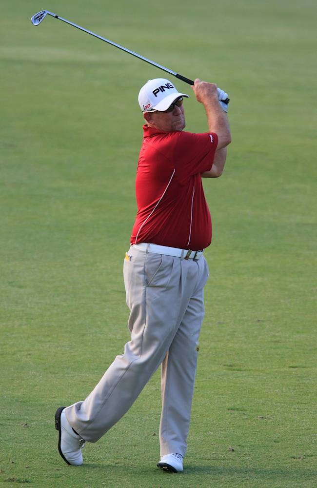 Fubon Senior Open - Round 1