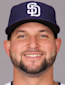 Yonder Alonso - San Diego Padres