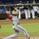 Harper homers twice into upper deck, Nats beat Marlins 7-2 (Yahoo Sports)