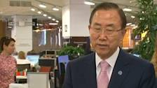 North Korea missiles worry Ban Ki-moon