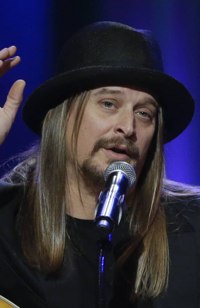 Kid Rock to perform pre-race concert at Daytona 500
