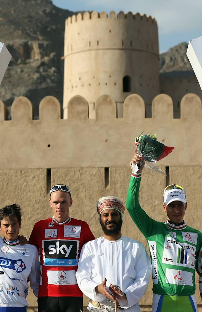 Tour of Oman - Day Four