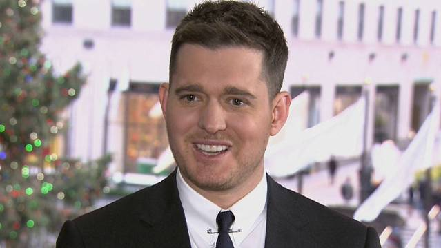 Michael Buble On Singing With Mariah Carey And Celebrating Christmas With His...
