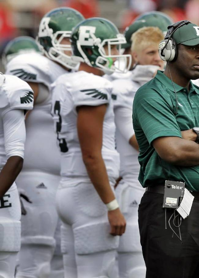 Eastern Michigan football player found slain