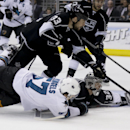 LA Kings avoid elimination in 6-3 win over Sharks The Associated Press