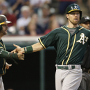 Butler has clutch hit in Oakland's 5-4 win over Indians The Associated Press