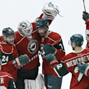 The NHL playoffs: now with wild cards! The Associated Press