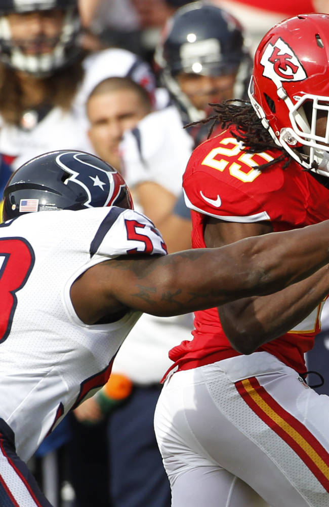 5 takeaways from Chiefs' 17-16 win over Texans