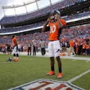Manning, Sanders quickly find their rhythm The Associated Press