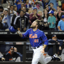 Duda hits 2-out, 2-run HR in 9th, Mets beat Astros The Associated Press