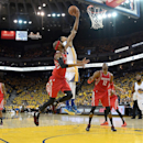 Houston Rockets v Golden State Warriors - Game One Getty Images
