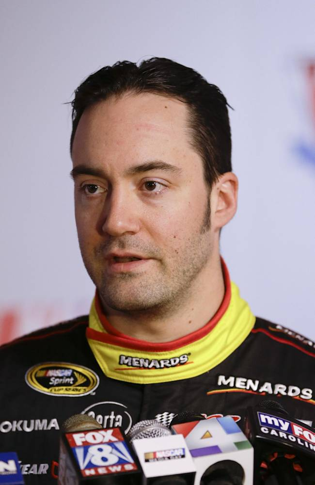 Menard stays home Friday after daughter's birth